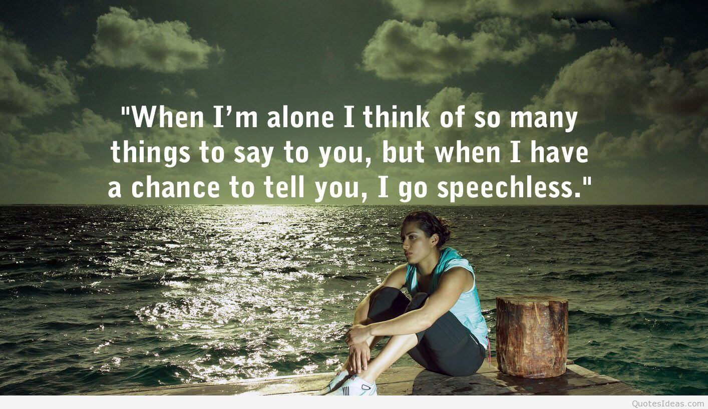 Lonely Girl Wallpapers With Quotes | www.pixshark.com ...