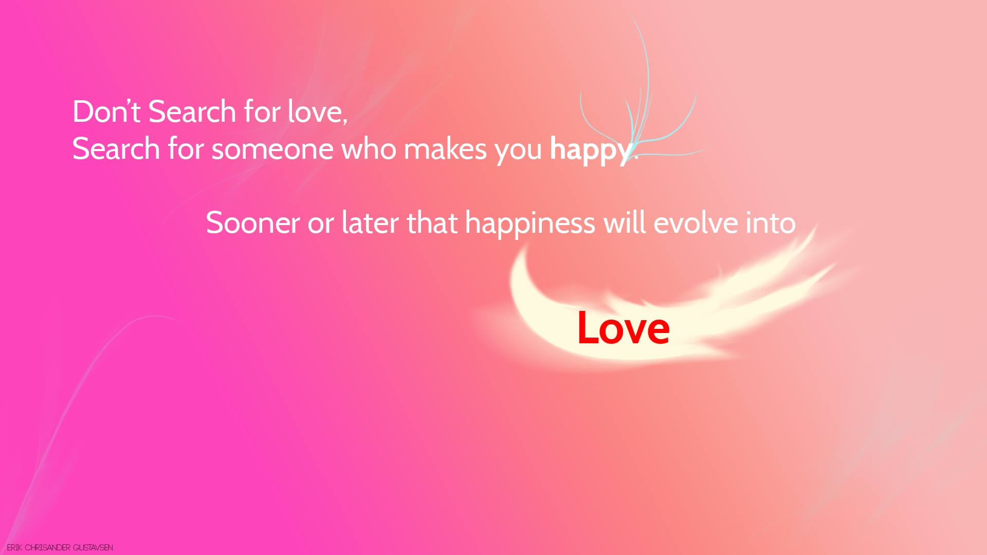 Love Quotes Wallpaper In English : Beautiful Love Quotes Hd Wallpapers Wallpaper sportstle