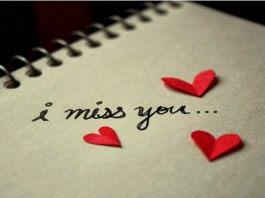 Heart Touching Miss You Status