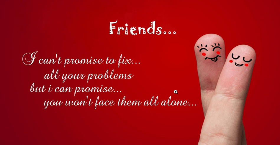 Happy Friendship Day Poems 2017