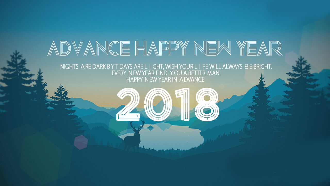 Advance New Year Images