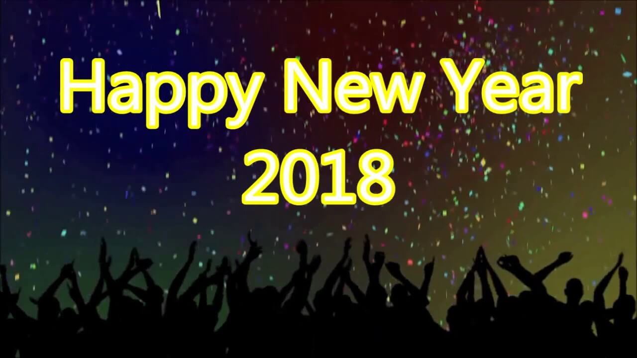 Happy New Year Images Wallpapers 2018