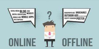 Offline Branding have space in SEO