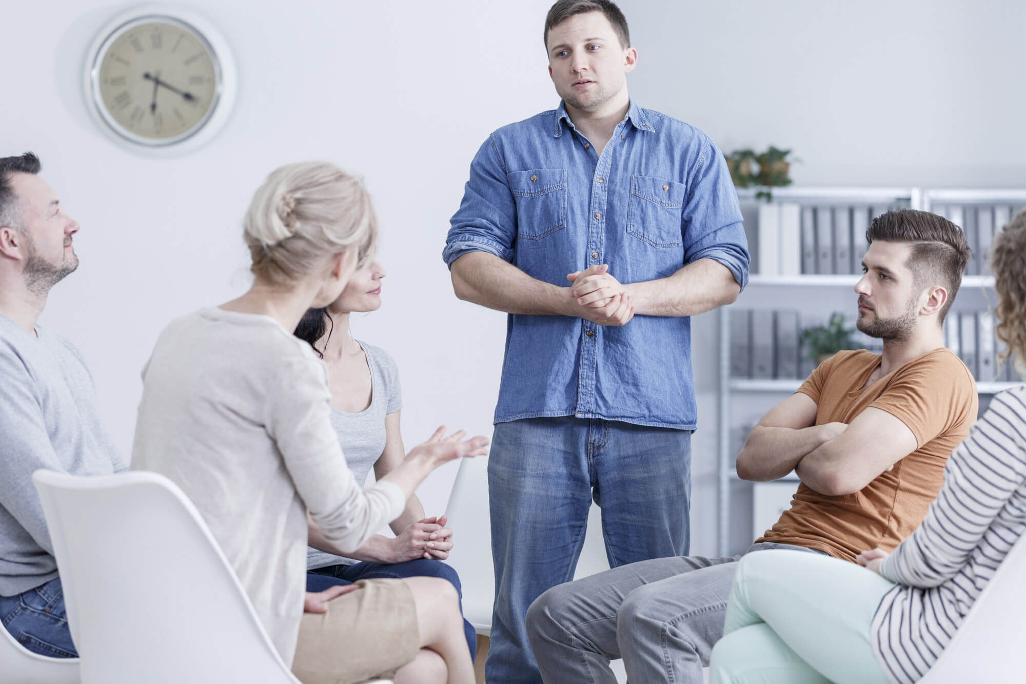 How to Stage an Intervention for a Family Member